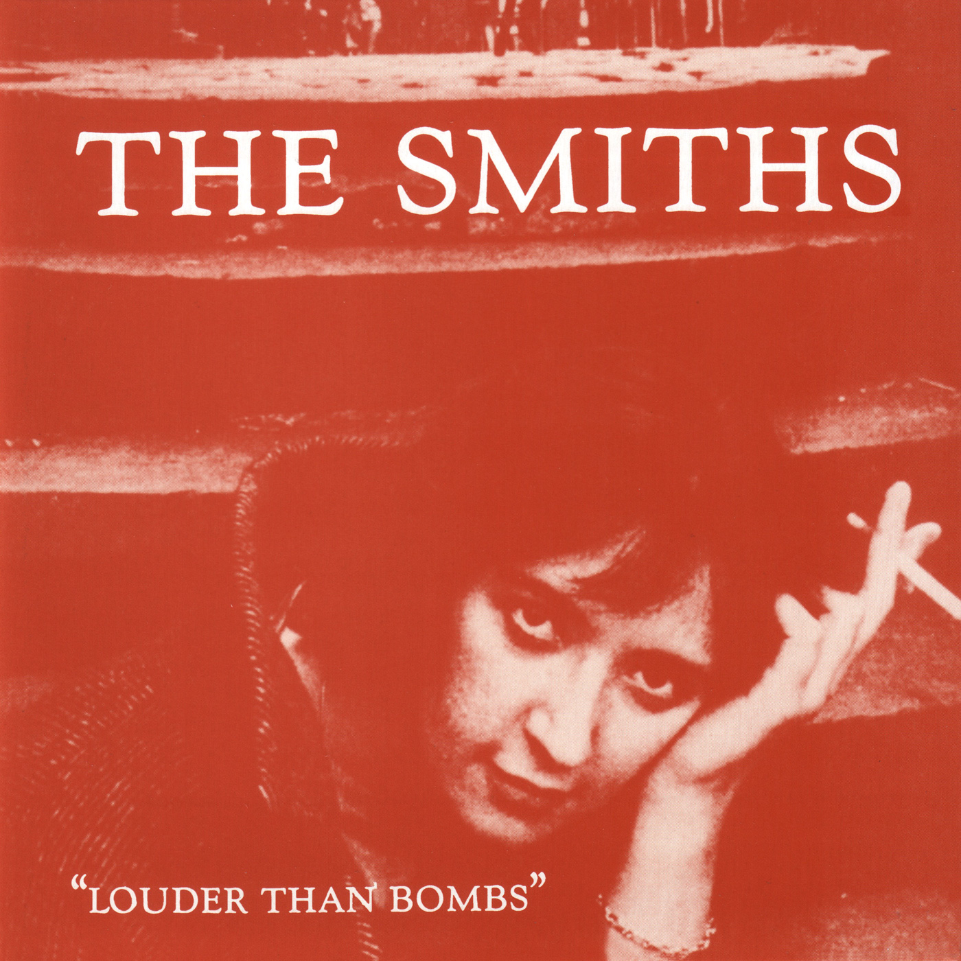 The Smiths Louder Than Bombs Japan